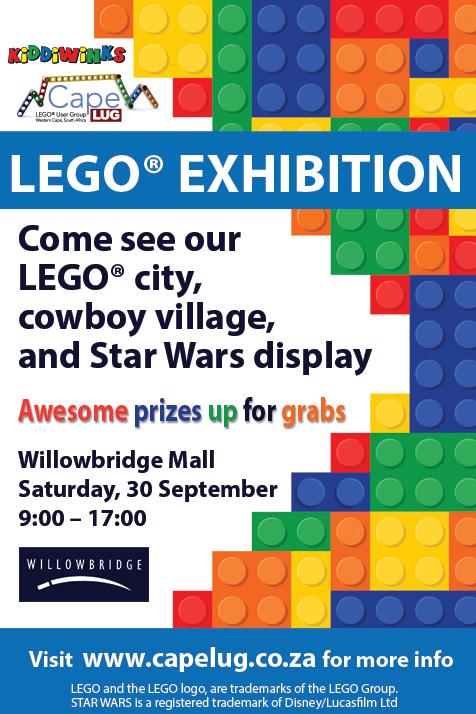 LEGO® Exhibition – CapeLUG